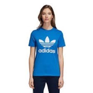 Adidas Originals Trefoil Casual T Shirt Tee NWT